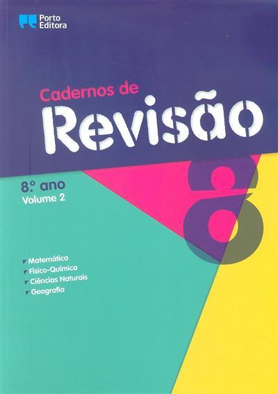 Cadernos de revisão, 8º ano (Maria João Peres... [et al.])