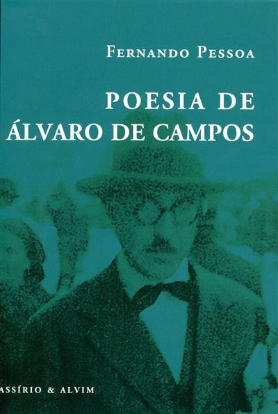 Poesia de Álvaro de Campos (ed. Teresa Rita Lopes)