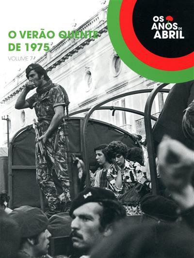 O verão quente de 1975  (coord. Pedro Lauret)