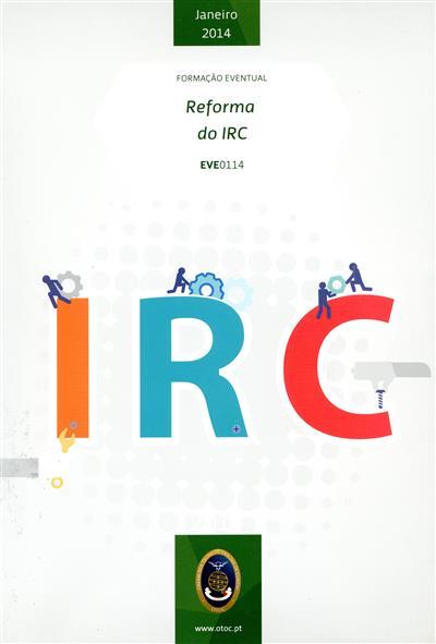 Reforma do IRC (José Alberto Pinheiro Pinto, Cristina Pinto)