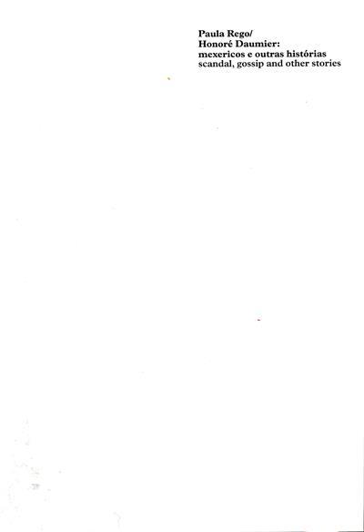 Paula Rego - Honoré Daumier