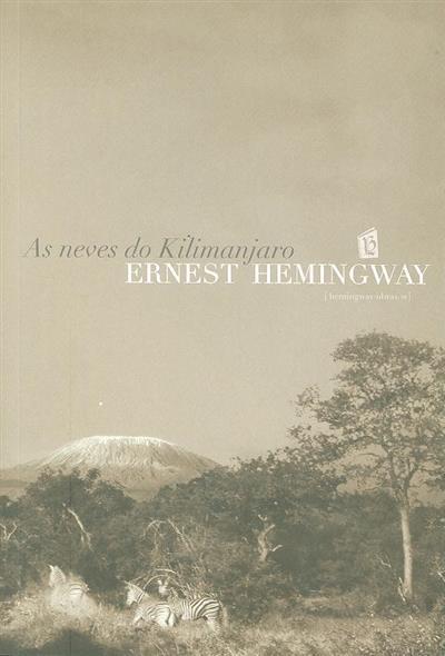 As neves do Kilimanjaro (Ernest Hemingway)