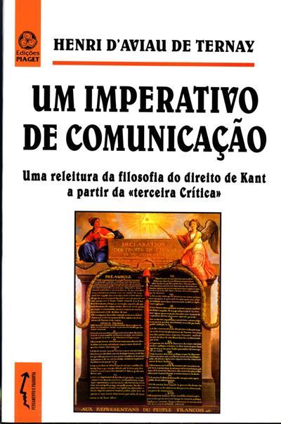 Um imperativo de comunicação (Henri D' Aviau de Ternay)