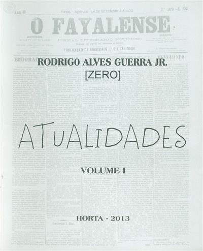 Atualidades (Rodrigo Alves Guerra Jr.)