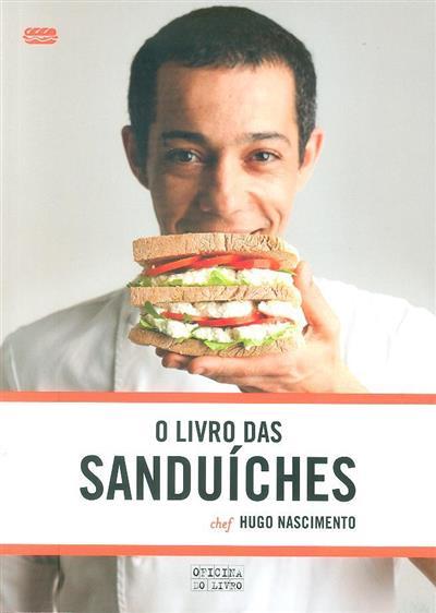 O livro das sanduíches (Hugo Nascimento)