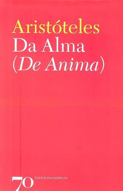 Da Alma (Aristóteles)