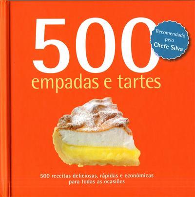 500 empadas e tartes (Rebecca Baugniet)
