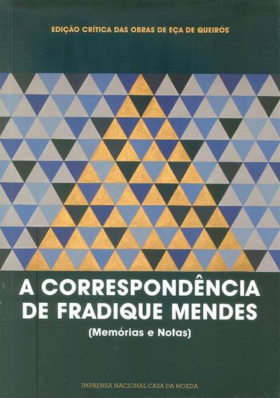 A correspondência de Fradique Mendes (Eça de Queirós)