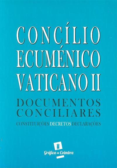 Documentos do Concílio Vaticano II (Concílio Ecuménico Vaticano II)