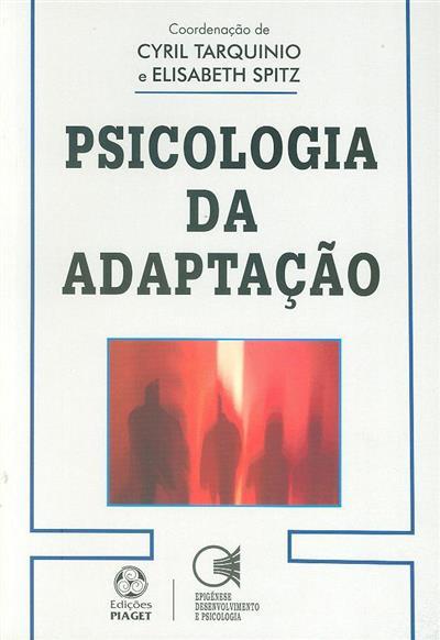 Psicologia da adaptação (coord. Cyril Tarquinio, Elisabeth Spitz)