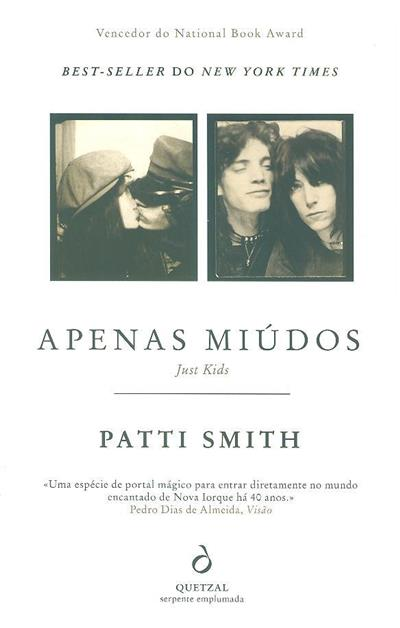 Apenas miúdos (Patti Smith)