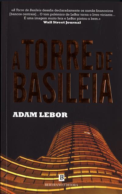 A Torre de Basileia (Adam Lebor)