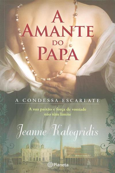A amante do Papa (Jeanne Kalogridis)
