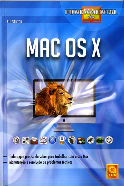 Fundamental do Mac OS X (Rui Santos)
