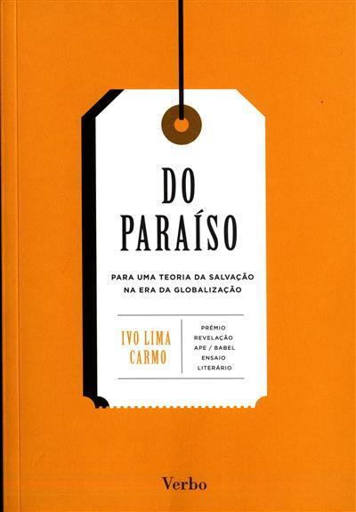 Do paraíso (Ivo Lima Carmo)
