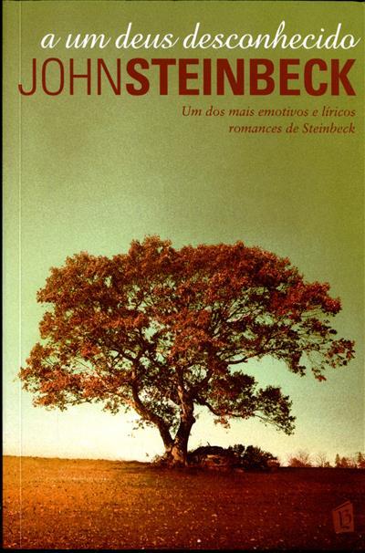 A um Deus desconhecido (John Steinbeck)