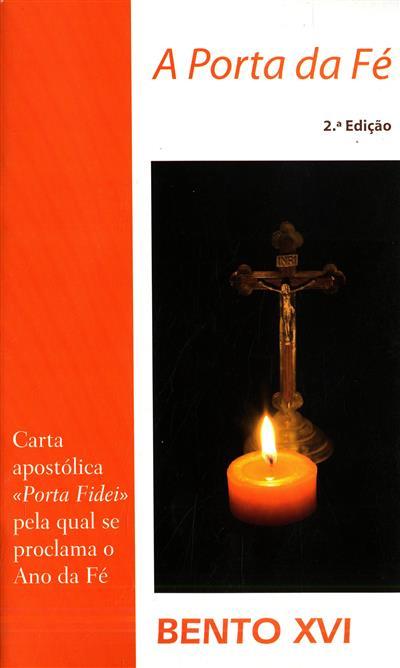 A porta da fé (Bento XVI)