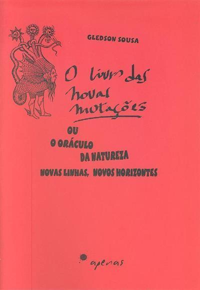 O livro das novas mutações (Gledson Sousa)