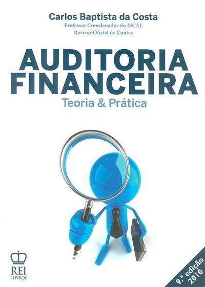 Auditoria financeira (Carlos Baptista da Costa)