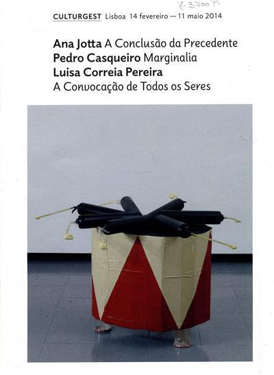 Jornal de exposições (Fundação Caixa Geral de Depósitos - Culturgest)