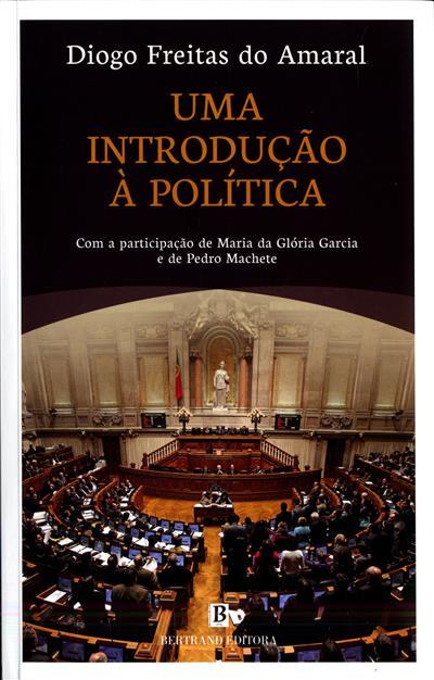 Uma introdução à política (Diogo Freitas do Amaral)