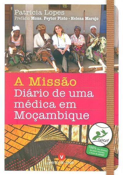 A missão (Patrícia Lopes)