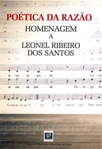 Poética da razão (Adriana Veríssimo Serrão... [et al.])