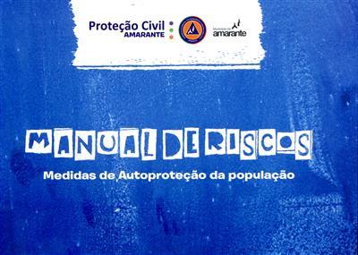 Manual de riscos (Ricardo Almendra, Teresa Costa, Rodrigo Silva)