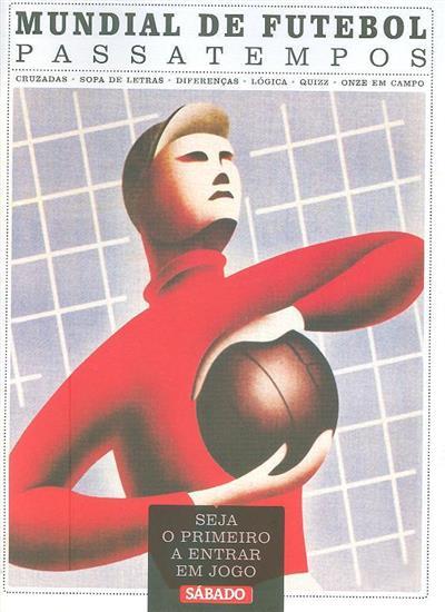 Mundial de futebol (ed. João Pombeiro)