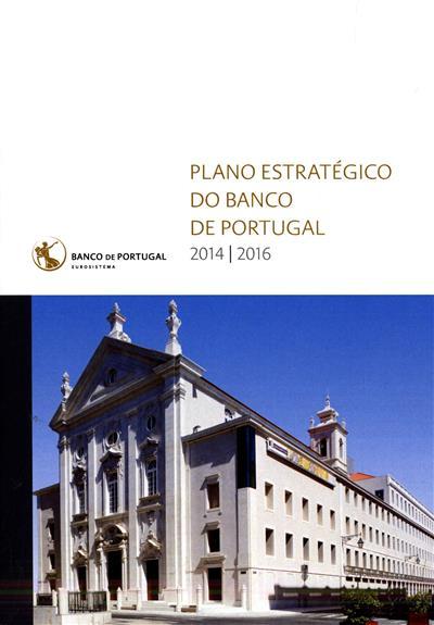 Plano estratégico do Banco de Portugal, 2014-2016 (Banco de Portugal)