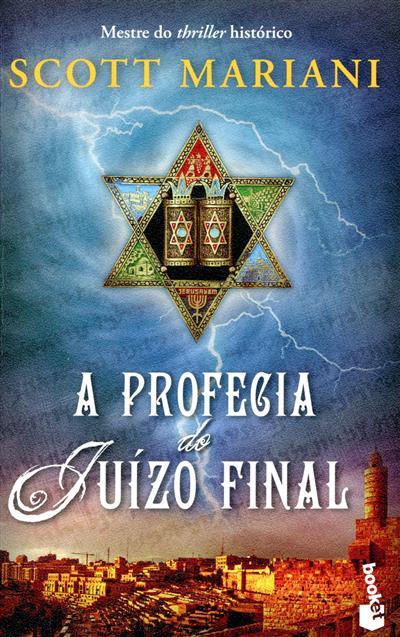 A profecia do juízo final (Scott Mariani)