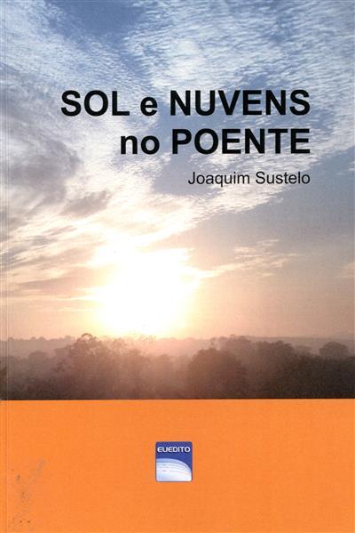 Sol e nuvens no poente (Joaquim Sustelo)