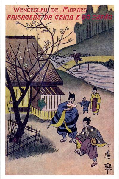 Paisagens da China e do Japão (Wenceslau de Moraes)