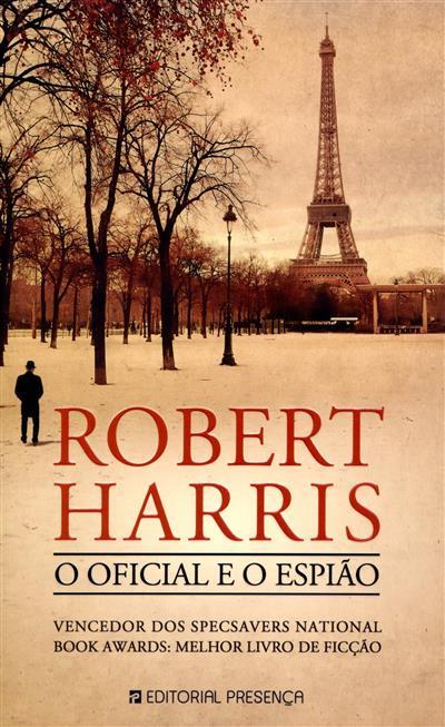 O oficial e o espião (Robert Harris)