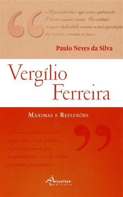 Vergílio Ferreira (Paulo Neves da Silva)