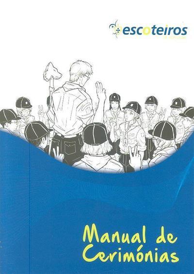 Manual de cerimónias (textos Adelaide Santos... [et al.])