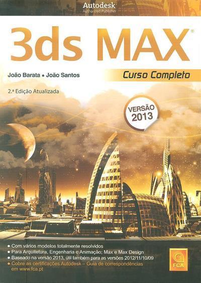 3DS max (João Barata, João Santos)