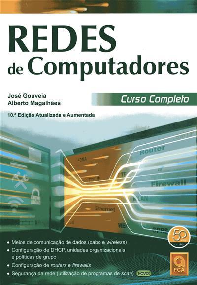 Redes de computadores (José Gouveia, Alberto Magalhães)