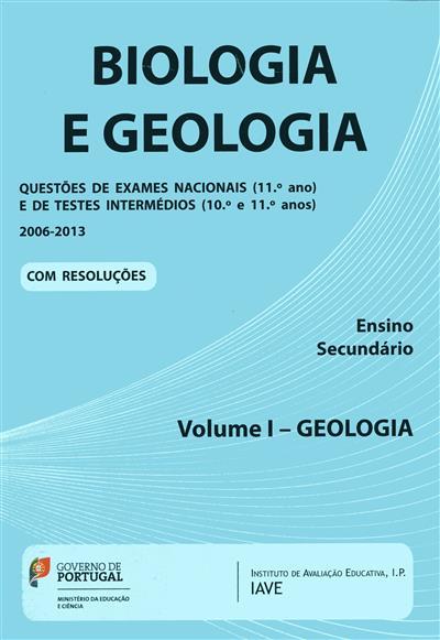 Biologia e geologia (Instituto de Avaliação Educativa)