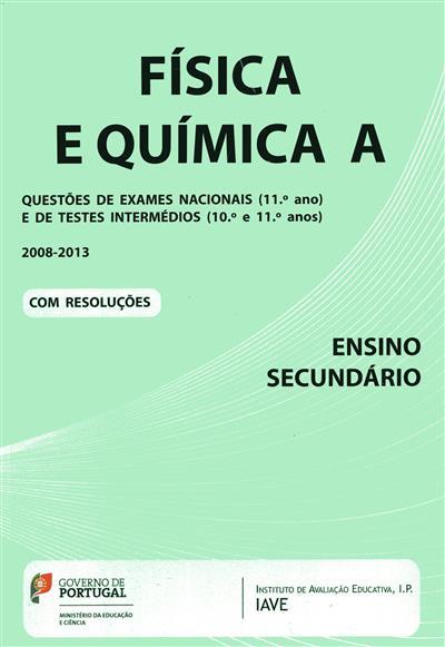 Física e química A (Instituto de Avaliação Educativa)