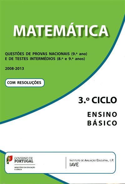 Matemática (Instituto de Avaliação Educativa)