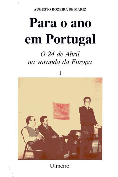 Para o ano em Portugal (Augusto Rozeira de Mariz)