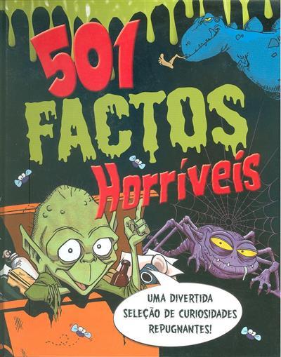 501 Factos horríveis (adapt. Lucilia Tibério)