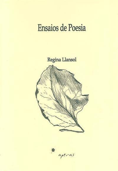 Ensaios de poesia (Regina Llansol)