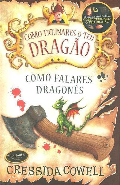 Como falares dragonês (Cressida Cowell)