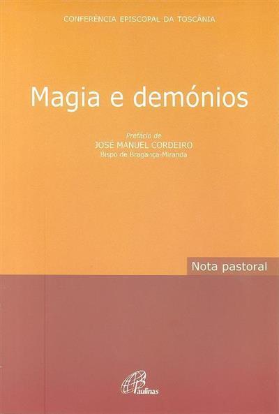 Magia e demónios (Conferência Episcopal da Toscânia)