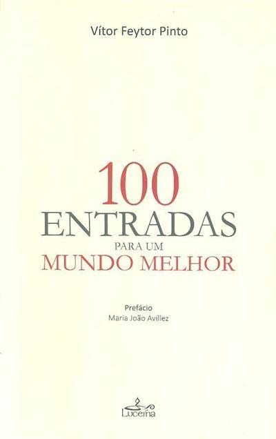 100 entradas para um mundo melhor (Vítor Feytor Pinto)
