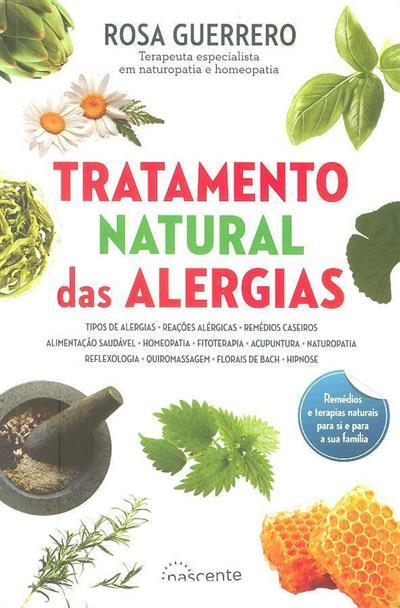 Tratamento natural das alergias (Rosa Guerrero)
