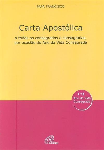 Carta apostólica (Papa Francisco)