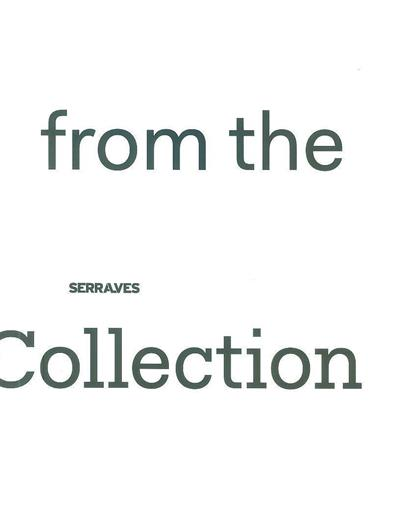 25 works from the Serralves collection (ed. Suzanne Cotter)